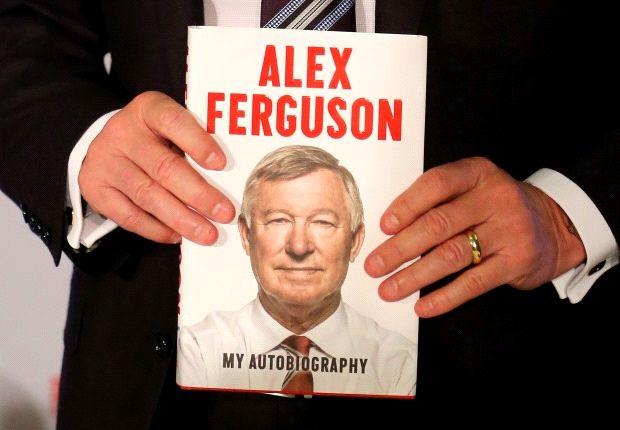 buku Sir Alex Ferguson