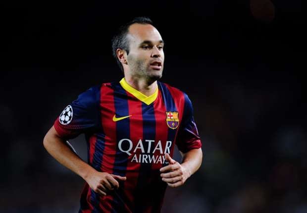 Barcelona confident over £9.1m-a-year Iniesta deal
