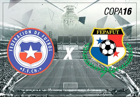 LIVE: Chile vs Panama