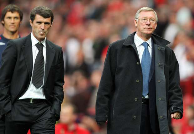 'Sir Alex is more popular, Keane should remember that' - McQueen urges Manchester United greats to stop fighting