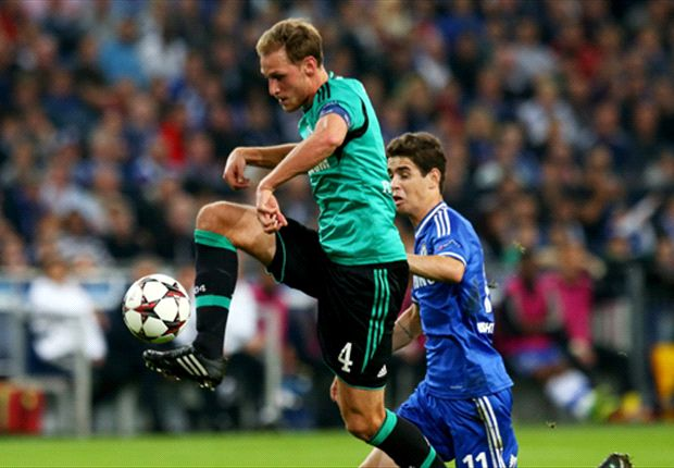 Chelsea punished Schalke brutally, admits Howedes