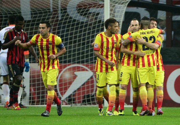 Xavi: Barcelona lacked something in attack
