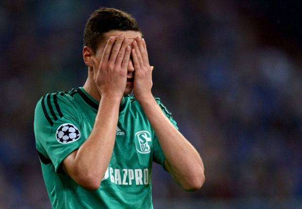 'There was a request and an offer' - Schalke chief confirms Draxler talks