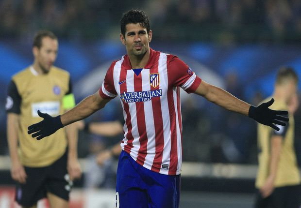 Austria Vienna 0-3 Atletico Madrid: Garcia & Costa sweep aside hosts