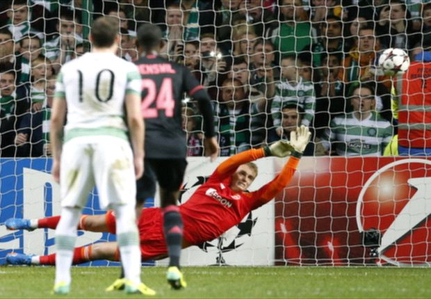 Ajax doet zichzelf tekort in Glasgow