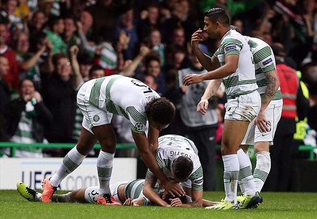 Celtic 2-1 Ajax: Ten-man Bhoys seal crucial win