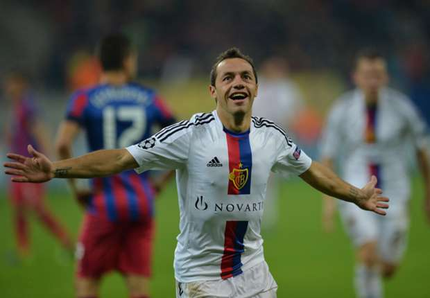 Steaua Bucharest 1-1 Basel: Tatu salvages point for hosts