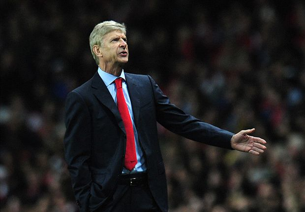 Too early for title talk, says Arsenal boss Wenger