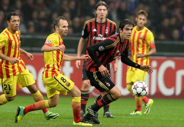 Kaka had a super game, says Galliani