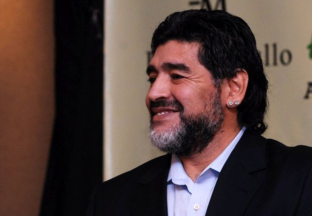 Maradona criticó la defensa de la Selección.