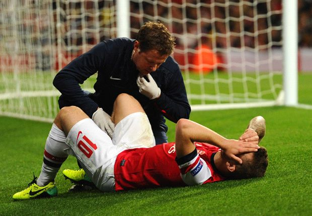 Wilshere out of Dortmund clash, confirms Wenger