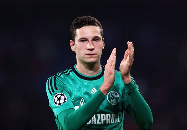 Draxler hints at summer Arsenal switch