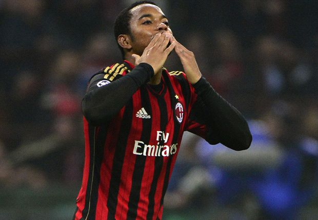 Robinho: Ibrahimovic return would be great