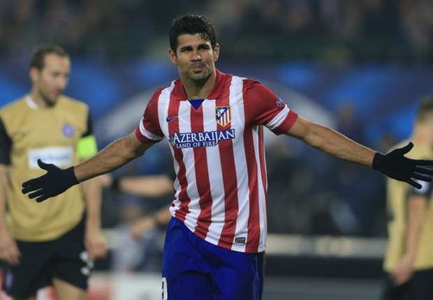 Scolari hands Diego Costa Brazil call-up