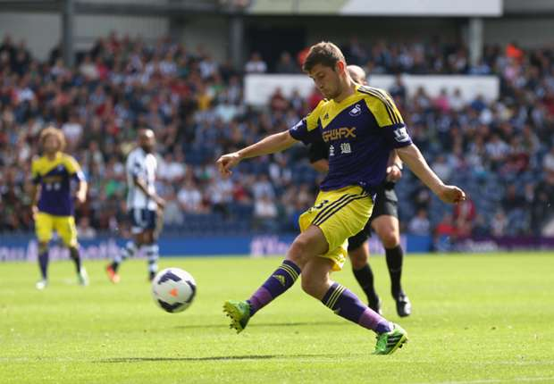 Swansea defender Ben Davies out for month with ankle injury