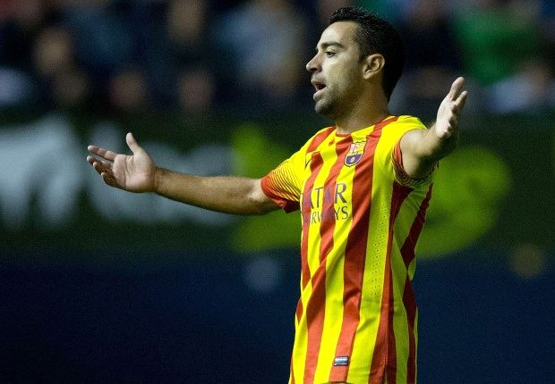 Xavi: Messi faces a fight for Ballon d'Or