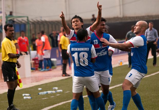 Bengaluru FC 3-1 Dempo SC: Sean Rooney leads the hosts to the summit