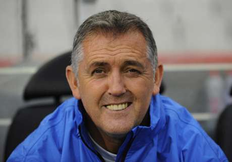 Dynamo announce Coyle as coach