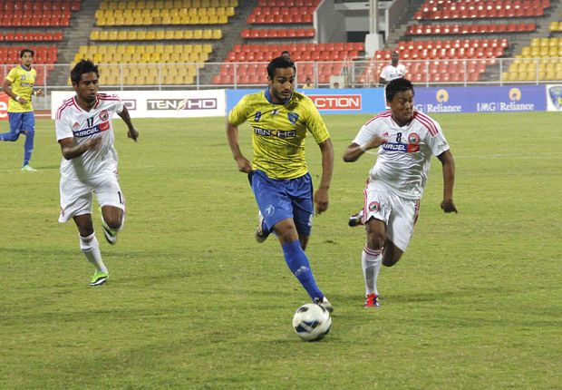 Mumbai FC 2-3 Shillong Lajong FC: The Reds hold on to claim their second win of the season