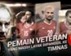 Siapa Pemain Veteran Yang Pantas Dipanggil Timnas Indonesia?
