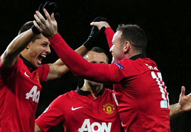 Javier Hernández estuvo cerca de tener un accidente aéreo con el Manchester United