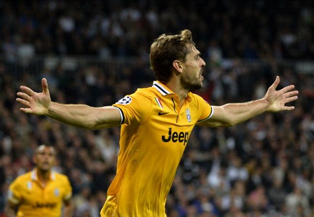 Llorente relishing Juventus attacking system