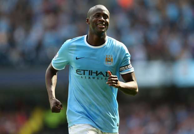 Yaya Toure named Africa's best footballer