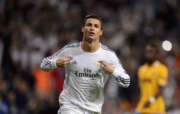 Cristiano Ronaldo's record against Italian teams