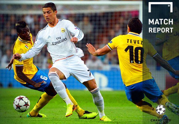 Libas Juventus, Cristiano Ronaldo Jaga Kesempurnaan Real Madrid