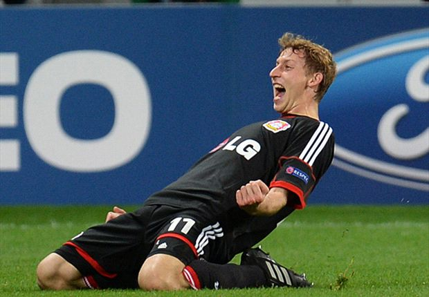 Leverkusen is Shakhtar knap de baas