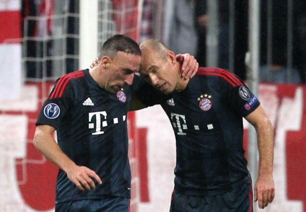 Robben still 'mad' at Pep over penalty call, claims Ribery