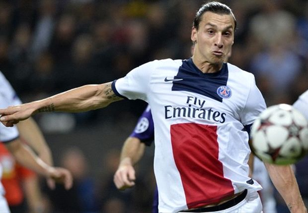 Ibrahimovic: PSG can win Champions League this season