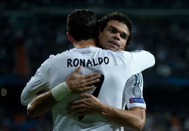 Pepe: Ronaldo the best in the world