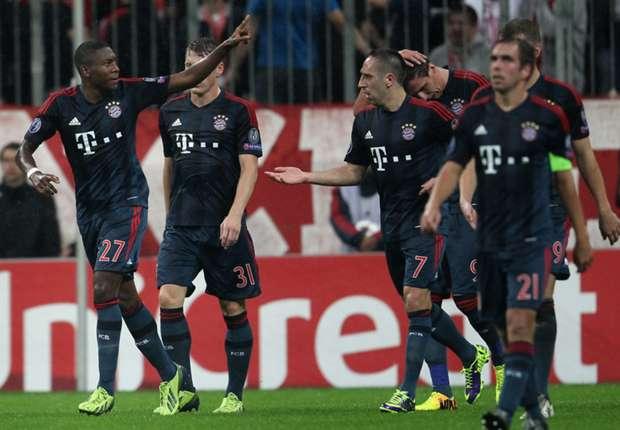 Bayern Munich - Hertha Berlin: Bavarians edge closer to unbeaten record