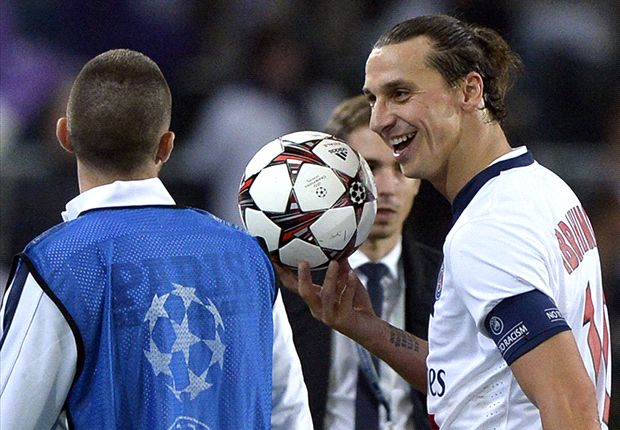Ibrahimovic has overshadowed Cavani at PSG through his scintillating performances off late