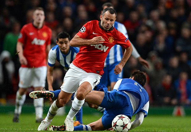 Giggs confident of Manchester United progression