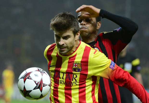 Pique doubtful for Madrid clash