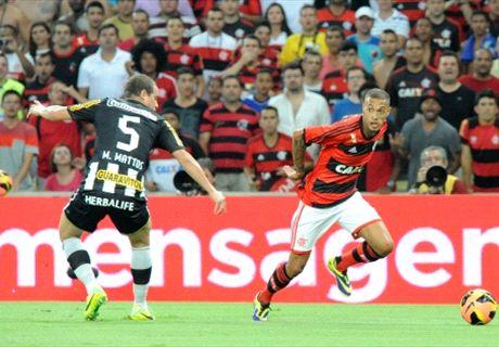 AO VIVO: Botafogo 0 X 0 Flamengo