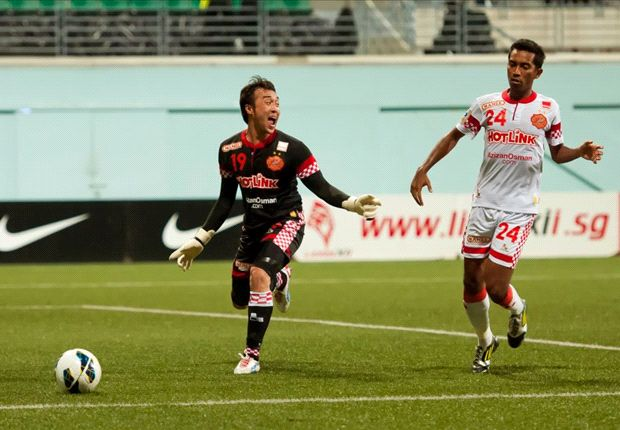 Khairul Fahmi denies Gladiators a cup final berth.