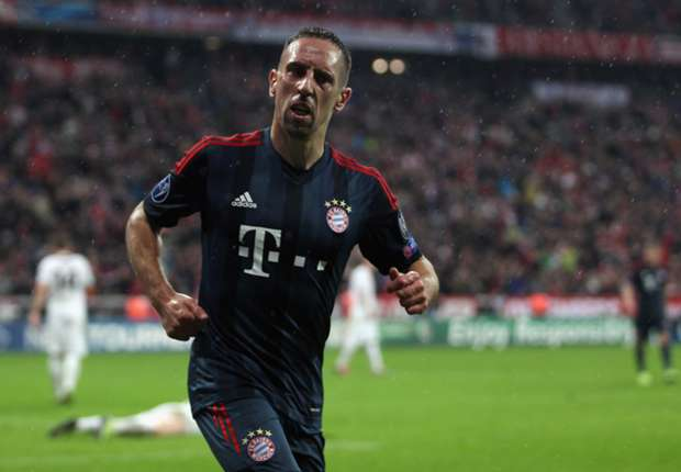 Ribery praises Bayern home run