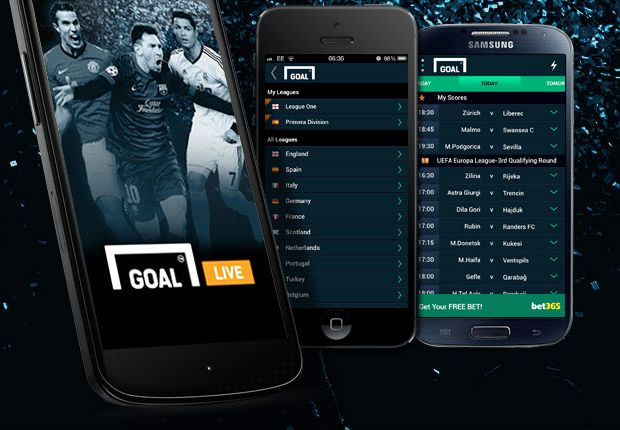 NEW! THE ULTIMATE APP FOR LIVE SCORES!