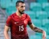 Milli Takım'ın yeni kaptanı Mehmet Topal oldu