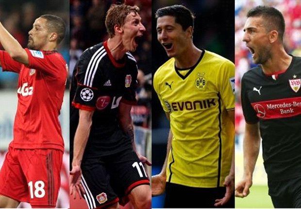 Wer trifft am 10. Spieltag der Bundesliga?