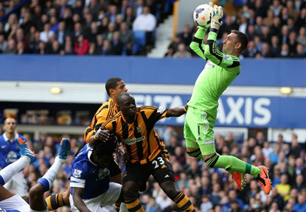 Hull keeper McGregor out for up to six weeks