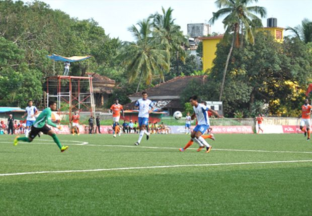 Top and Flop: Rangdajied United FC 1-2 Sporting Clube de Goa