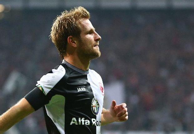 Stefan Aigner will mit Frankfurt in der Europa League für Furore sorgen