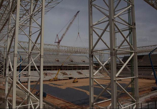 Fifa unaware of structural damage to Cuiaba World Cup stadium