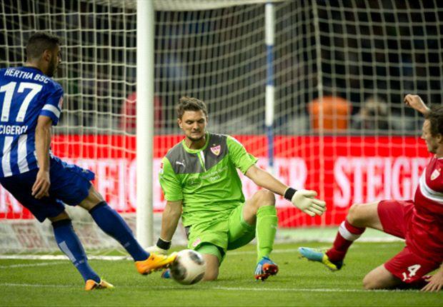 Sven Ulreich steht gegen Nürnberg wieder zwischen den Pfosten beim VfB Stuttgart
