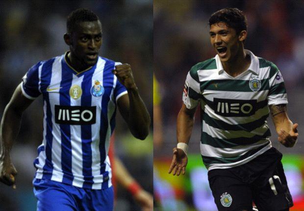 Jakcson está a dos goles de Montero en la tabla de goleadores de la Liga Sagres