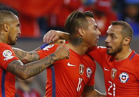 RATINGS: Chile 4-2 Panama
